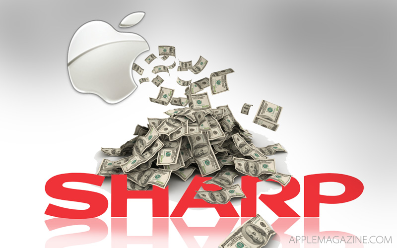 Apple Sharp money