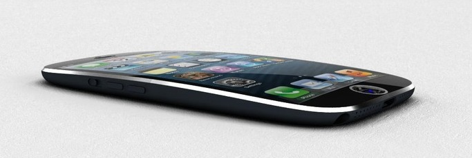Apple Gets Patent for Curved Screens; Bent iPhone, iWatch ...