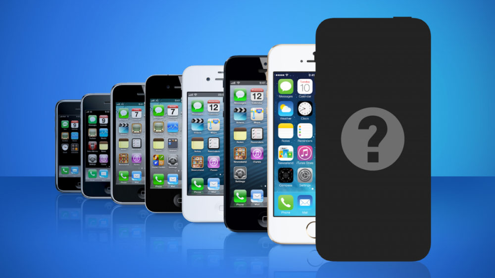 iPhone 6 Question Mark August 26, 2014