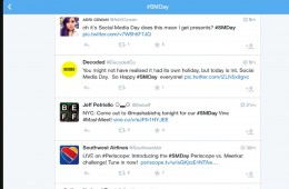 Happy Social Media Day! Yes, it's an Annual Day - and Today