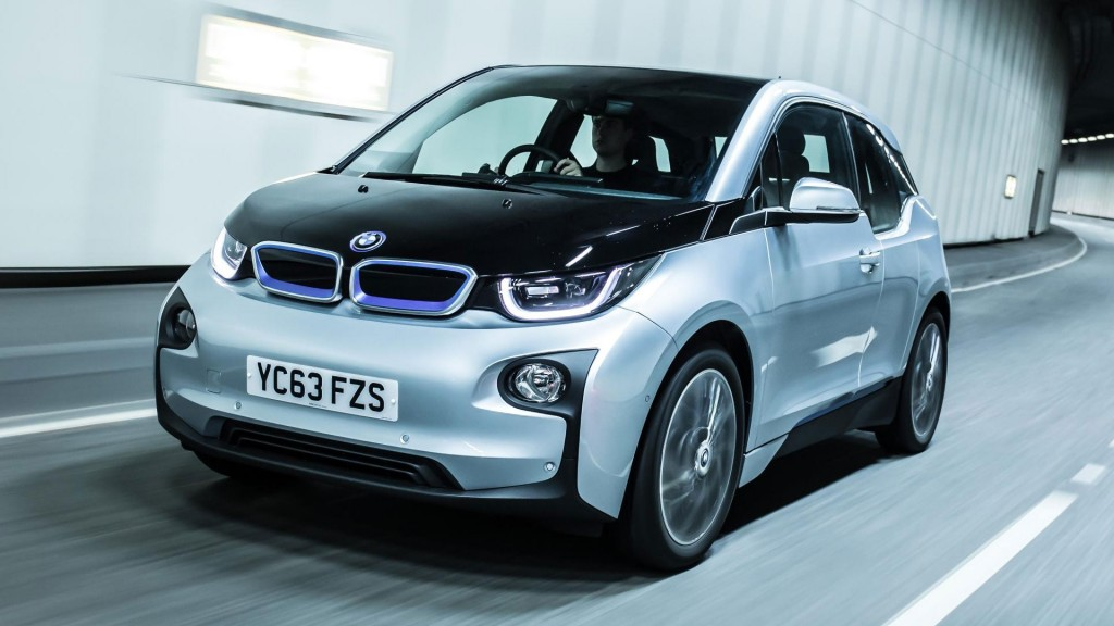 Why the BMW i3 Could Be Great Basis for Apple's Electric Car