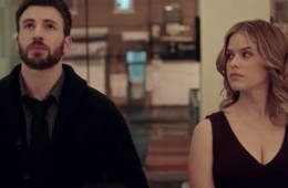 Chris Evans Shows Romantic Side in New Drama Before We Go
