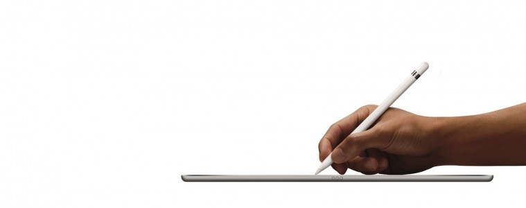 """Pixar Hails """"Perfect Palm Rejection"""" of iPad Pro and Pencil"""