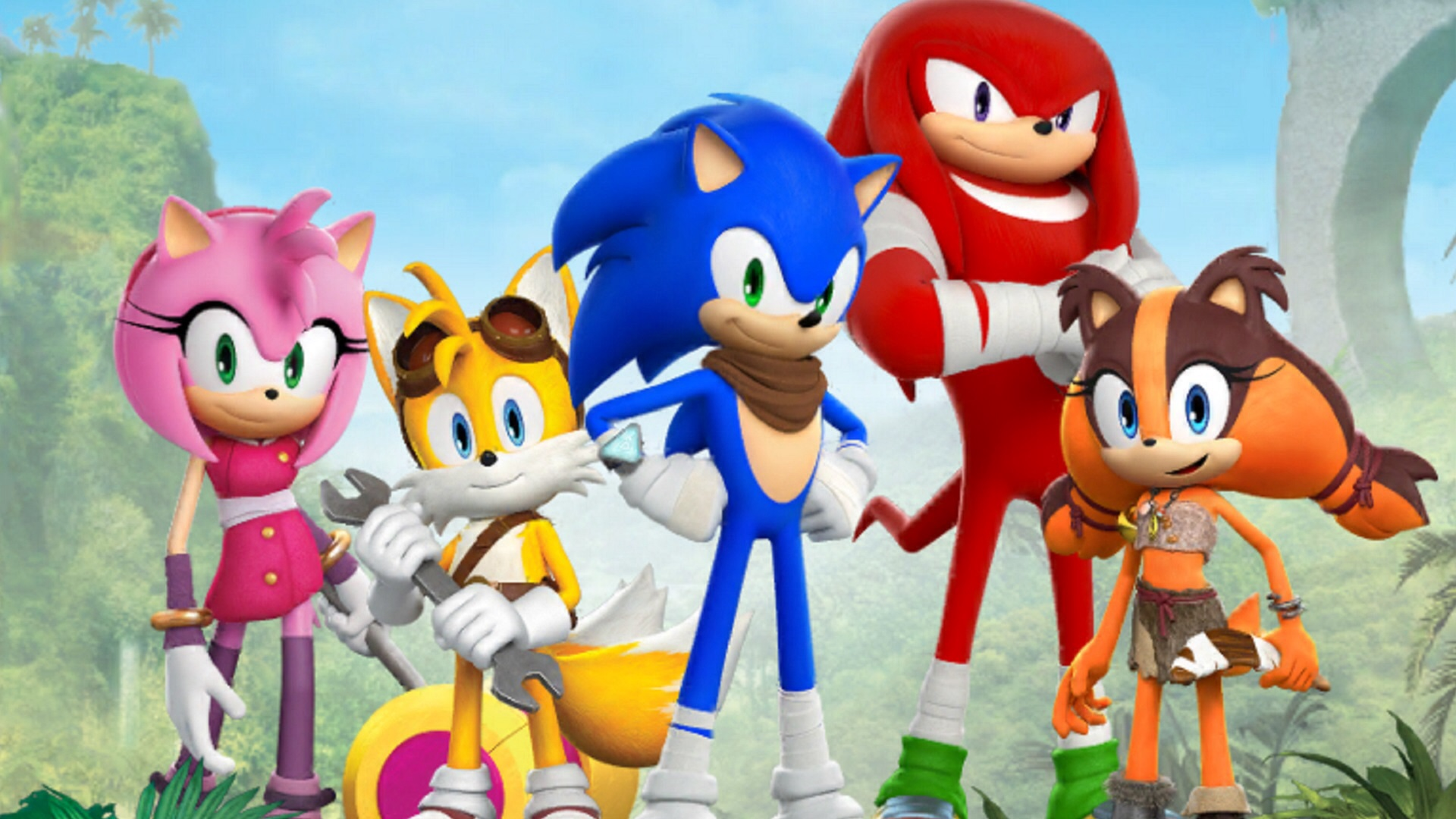 Sonic Dash 2: Sonic Boom Now Freely Available On IOS