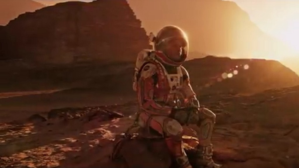 The Martian and Steve Jobs Film Thrive at Weekend Box Office