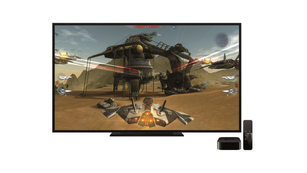 New Apple TV: A Games Console to Rival the PS4 and Xbox One?