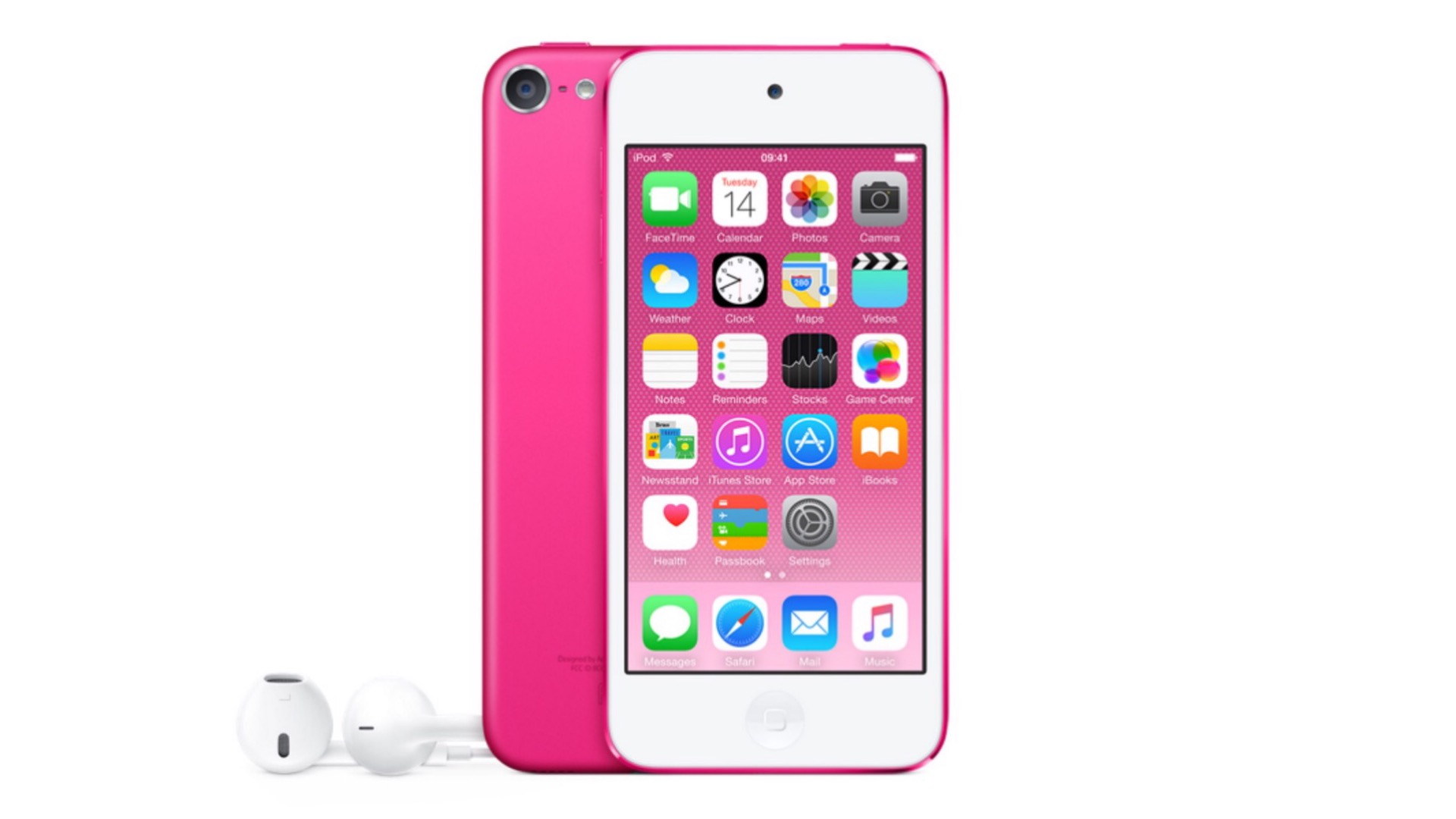 Apple Possibly to Release Bright Pink Model of iPhone 5SE
