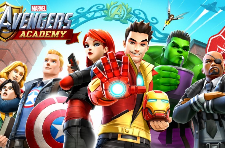 REVIEW: MARVEL Avengers Academy (iOS)