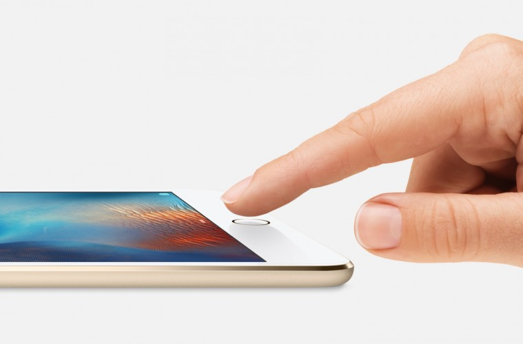 Apple Patent Filing Suggests Force-Sensitive Touch ID Button