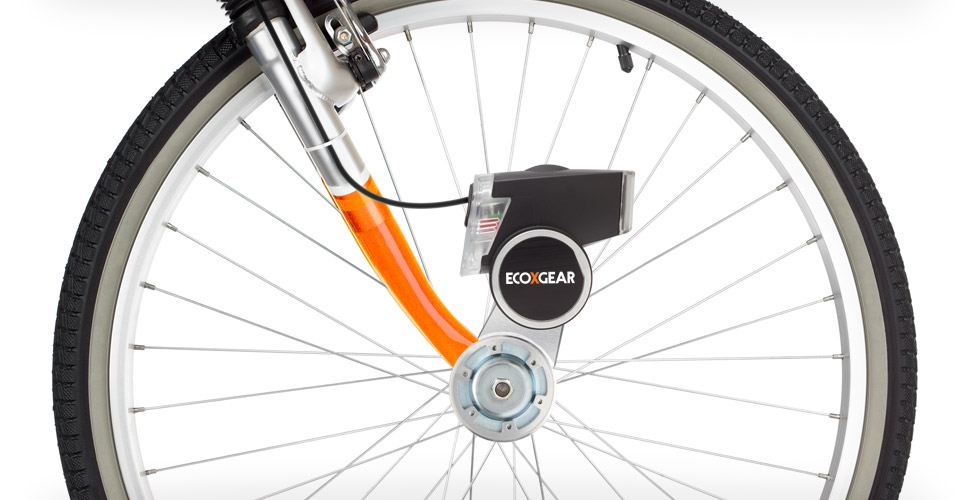 Photo of First Ever Bicycle iPhone Charger