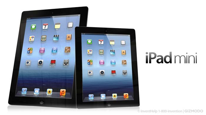 Photo of Rumored iPad Mini May Include ITO Coating