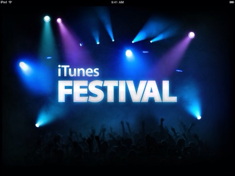 Photo of iTunes Festival App Comes to Apple TV and iDevices