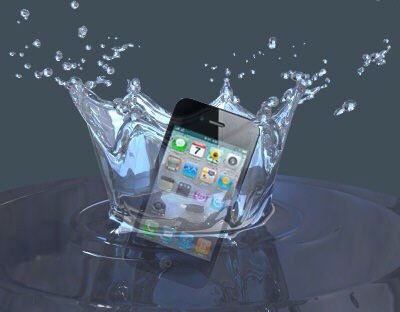 iphone fell in water iphone 5 holds up well in water damage test applemagazine 15259