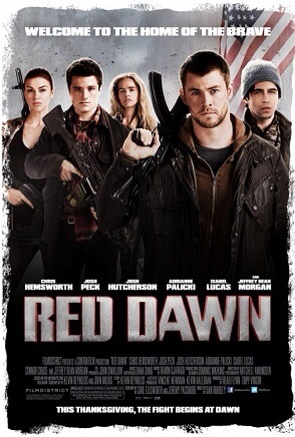 Photo of Red Dawn Remake Trailer Available on iTunes