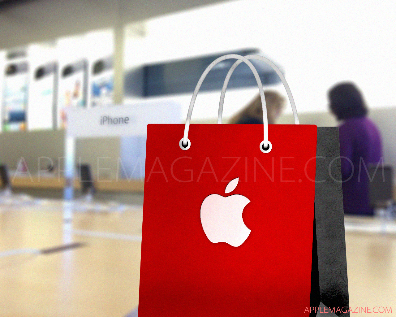 Photo of How Are You Doing Your Holiday Shopping? iPad or iPhone?