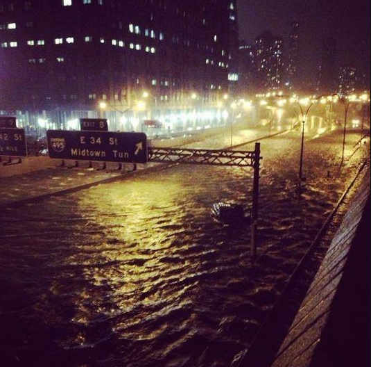 NYC_FDR_drive_underwater