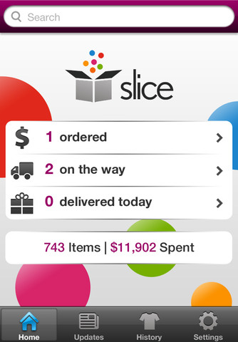 Photo of The Slice App Will Help You Track Your Cyber Monday Purchases