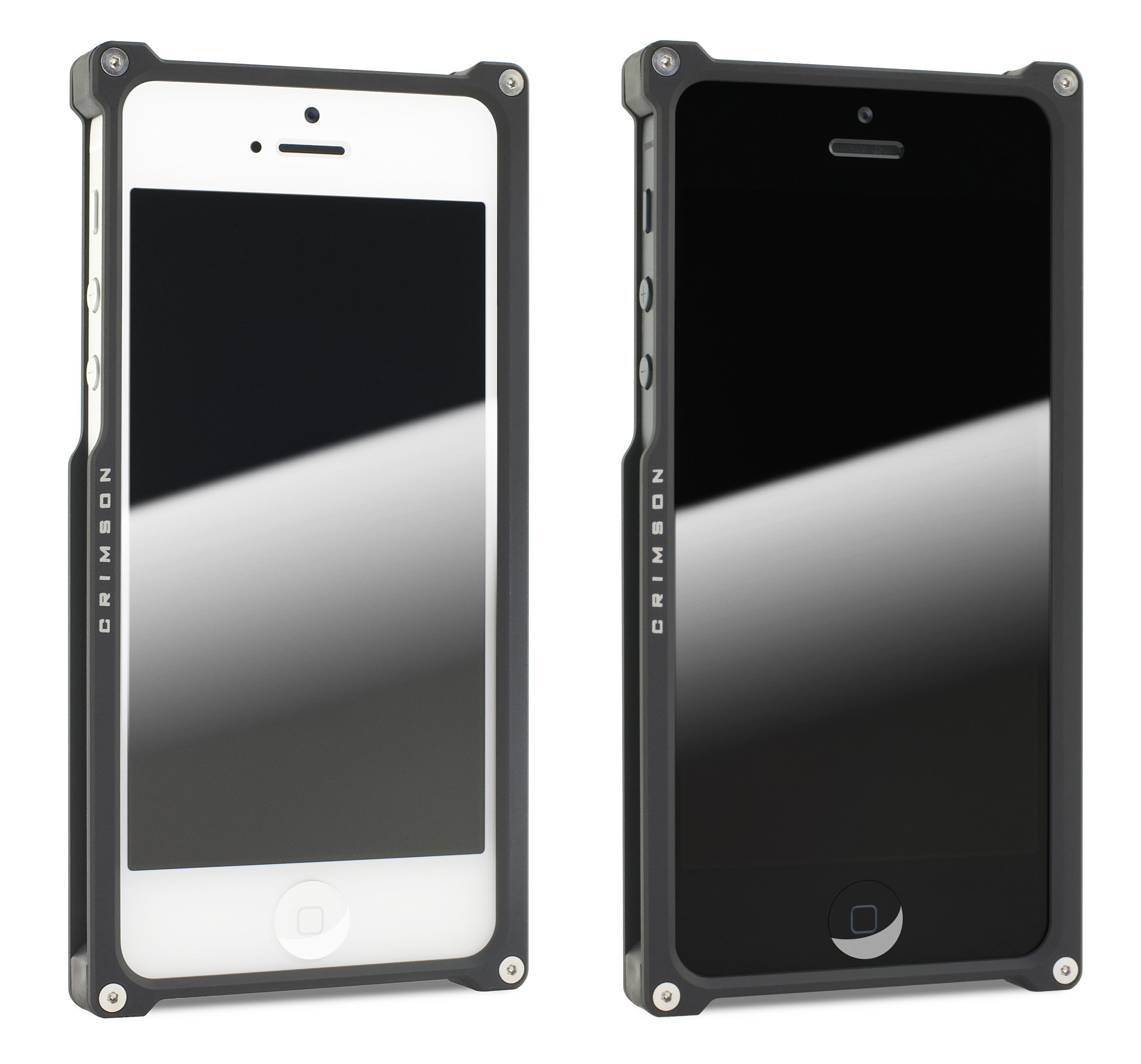 Photo of Crimson Introduces World's Most Advanced Aluminum Frame Case for iPhone 5 with High-Style Design