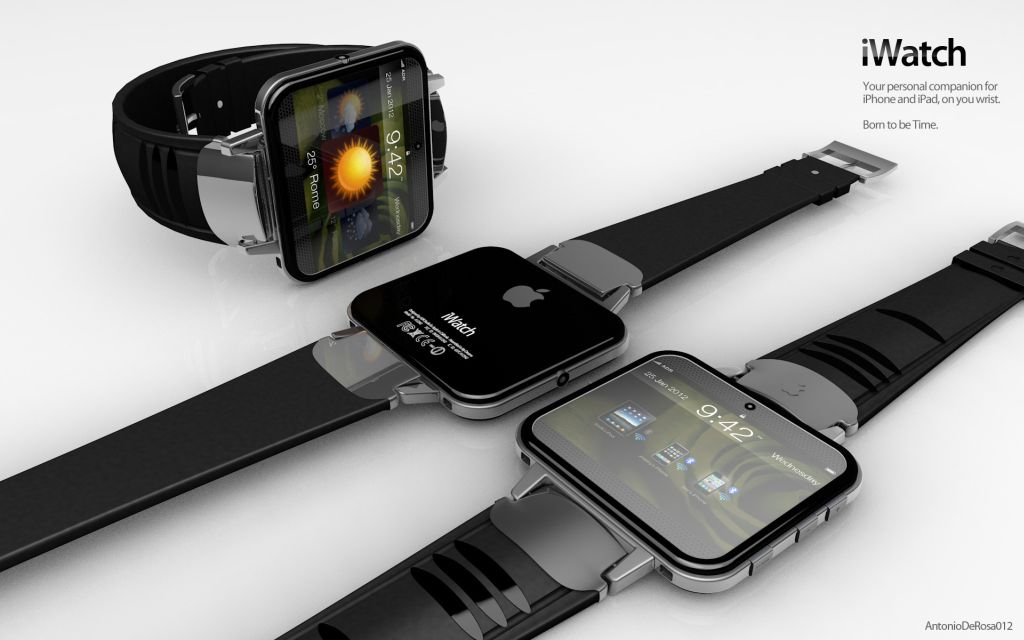 Photo of Apple Rumored to Be Considering an iWatch