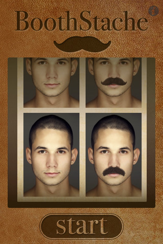 Photo of What Would You Look Like With a Mustache?