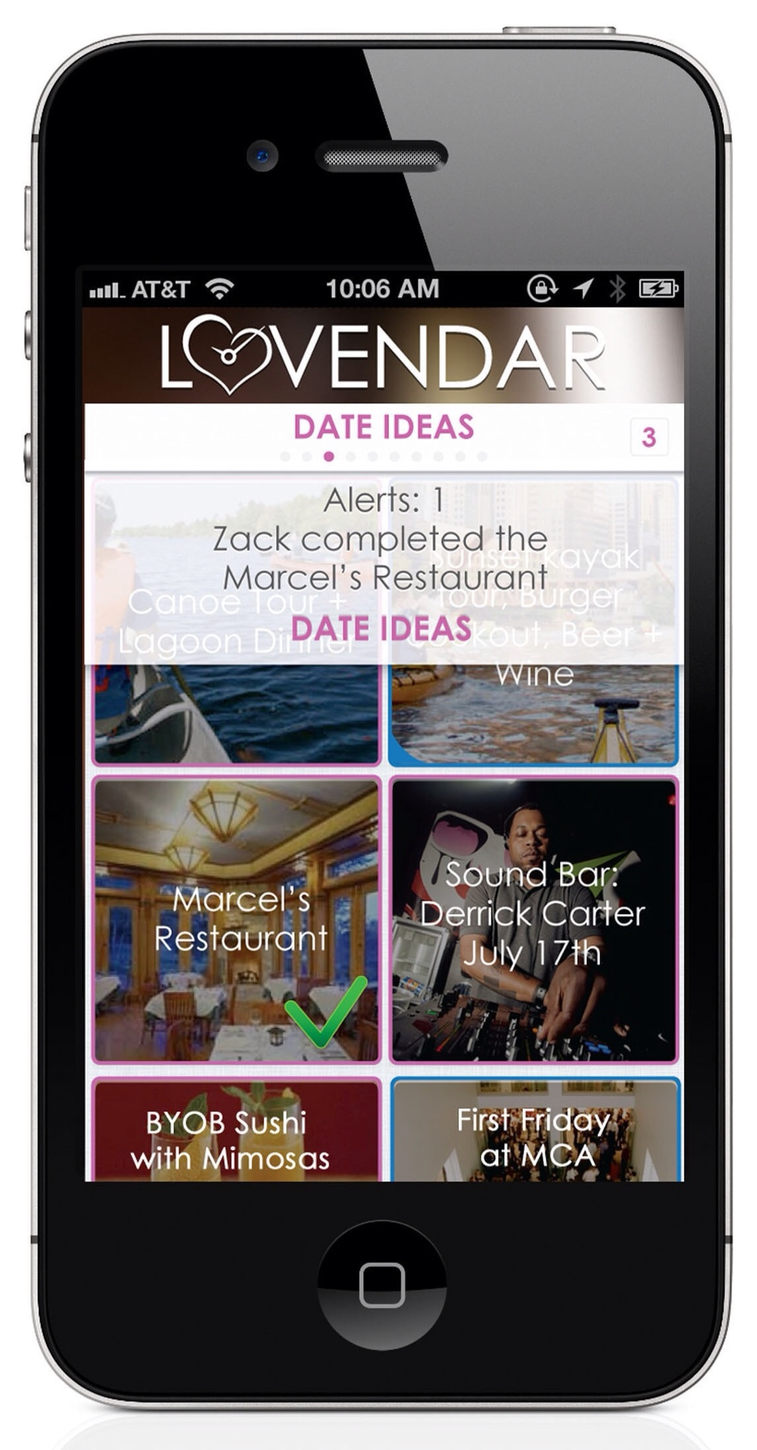 Photo of Lovendar App Takes The Guesswork Out Of Love
