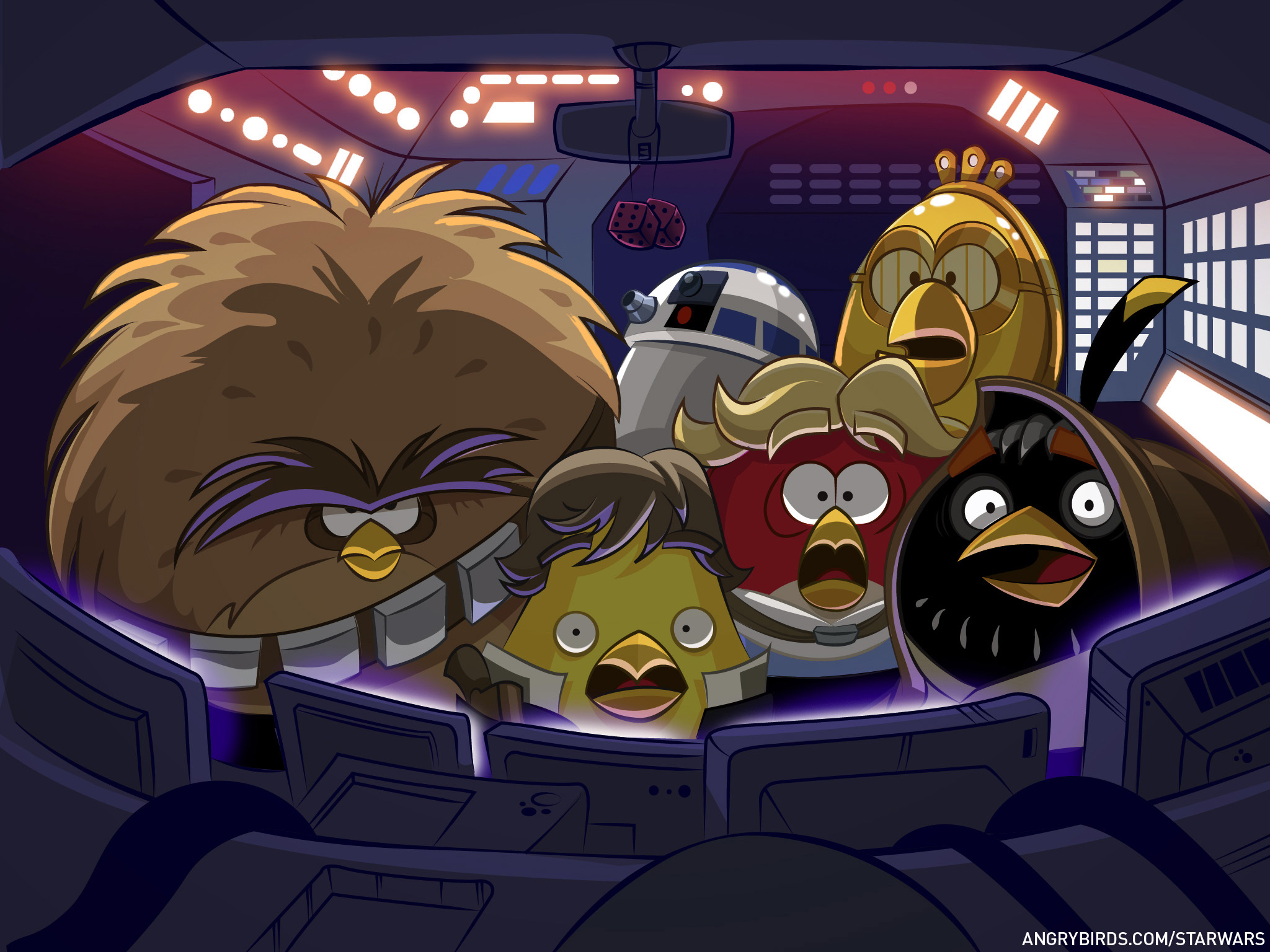 Update To Angry Birds Star Wars Released Applemagazine