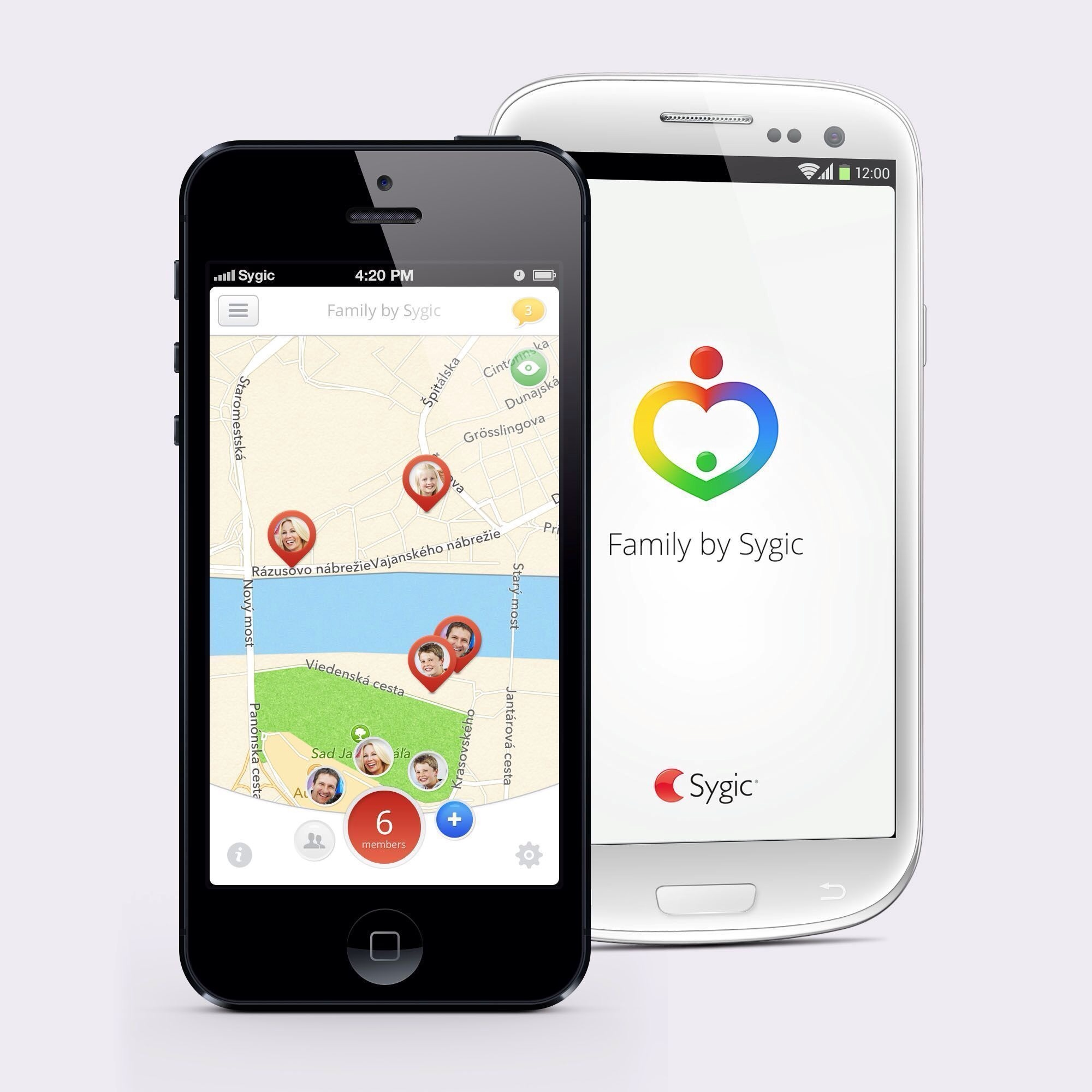 Photo of Sygic Launches Location Sharing and Family Safety App – Family by Sygic