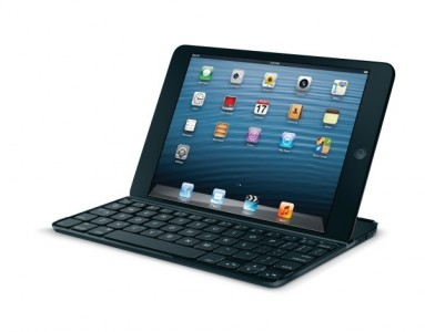 The new Logitech Ultrathin Keyboard mini helps you make the most of everything you do on your iPad mini - from enjoying apps, movies and photos to giving you a comfortable typing experience. (Photo: Business Wire)