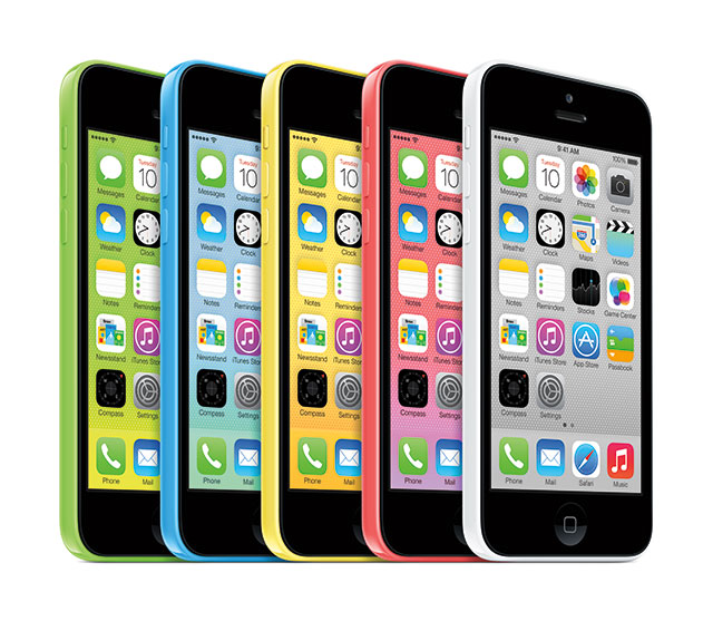Photo of Apple Introduces iPhone 5c—The Most Colorful iPhone Yet