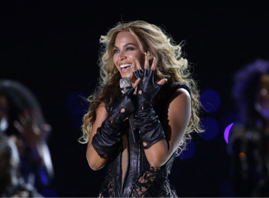 FILE - In this Feb. 3, 2013 file photo, Beyonce performs during the halftime show of the NFL Super Bowl XLVII football game between the San Francisco 49ers and the Baltimore Ravens, in New Orleans. Beyonce released her fifth self-titled album exclusively on iTunes early Friday, Dec. 13, 2013. (AP Photo/Mark Humphrey, File)
