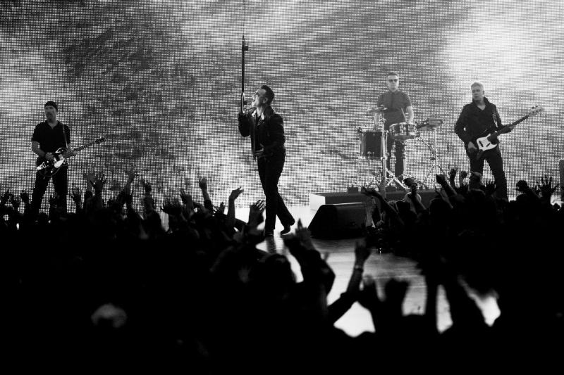 INTERSCOPE RECORDS U2 NEW SONG