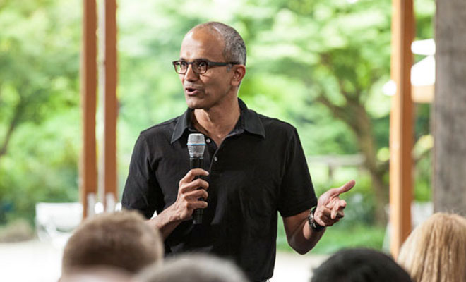 Photo of Cloud Business Lifts Microsoft's Quarterly Results