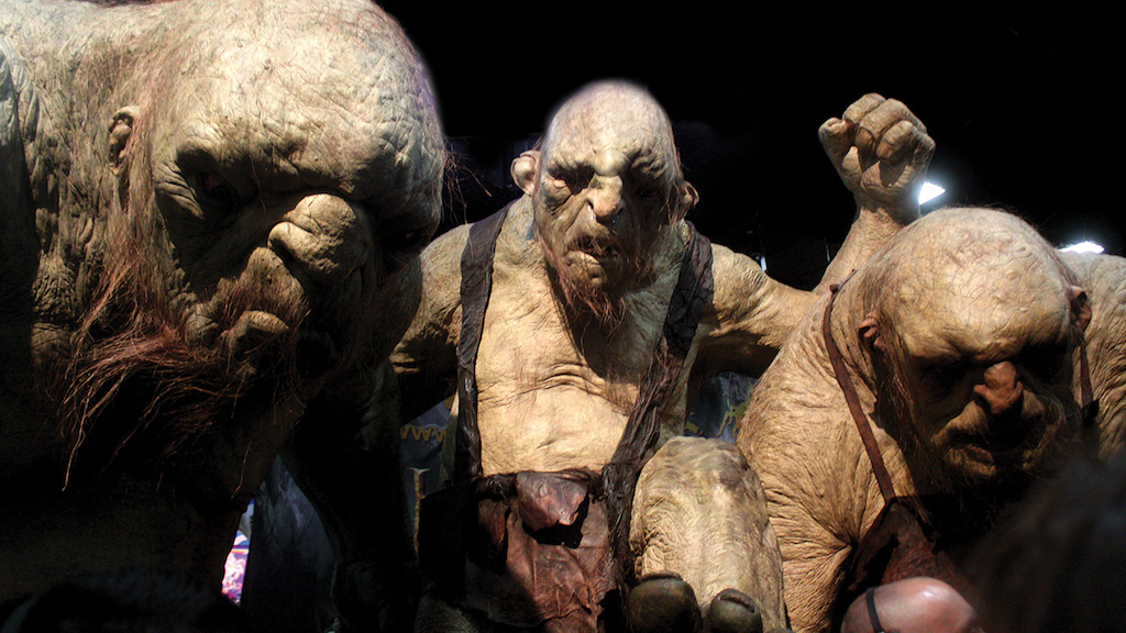 Patent Trolls The Hobbit Wikimedia Commons