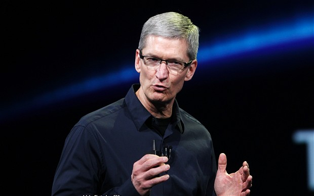 Tim Cook Salary Rise