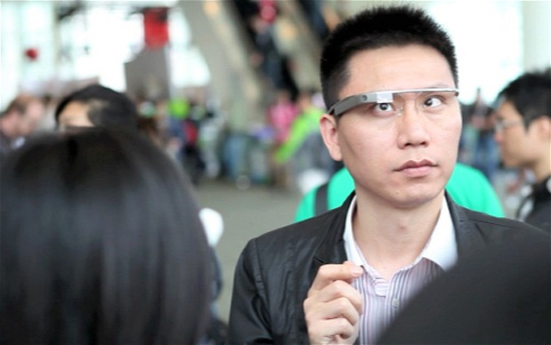 Photo of Google Glass: Don't be a 'Glasshole'