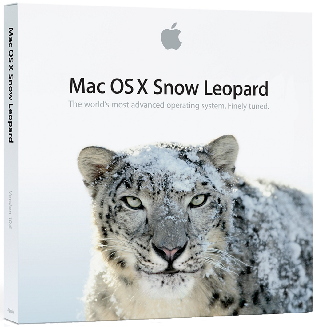 Photo of Apple Ending Support for OS X Snow Leopard