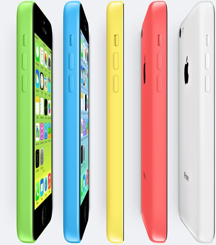 Trying to spur sales, Apple will reportedly launch 8GB iPhone 5c