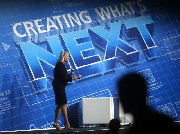IBM Chairwoman and CEO Rometty