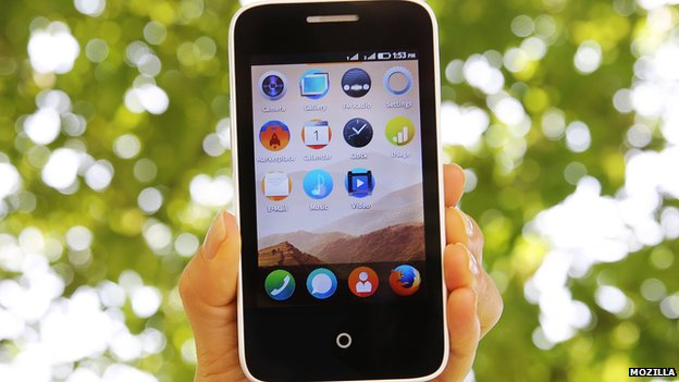 Photo of Mozilla to Sell '$25' Firefox OS Smartphones in India