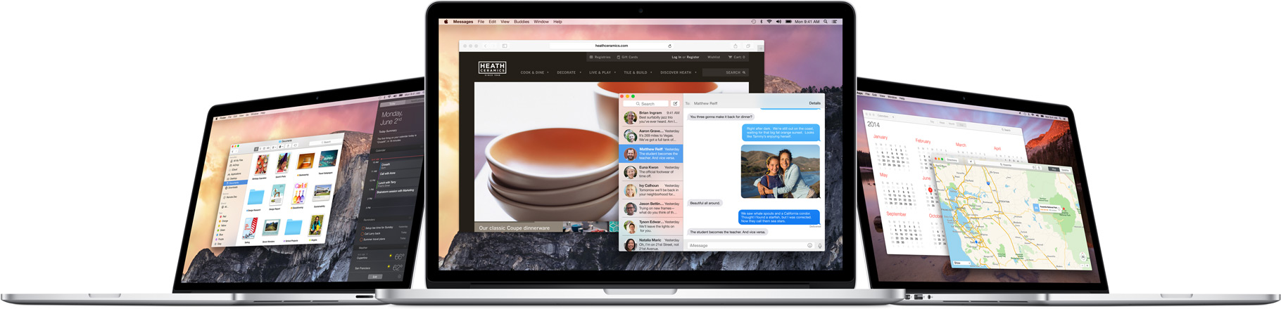 Photo of New Apple Mac, Mobile Features Coming this Fall