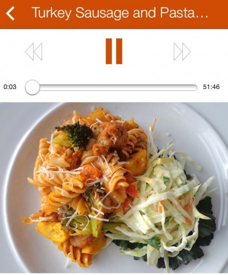 Audio Chef Food 5 August 11, 2014