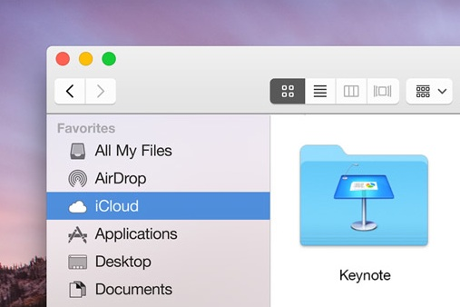 OS X Yosemite features the Helvetica Neue font that Apple has been favoring.