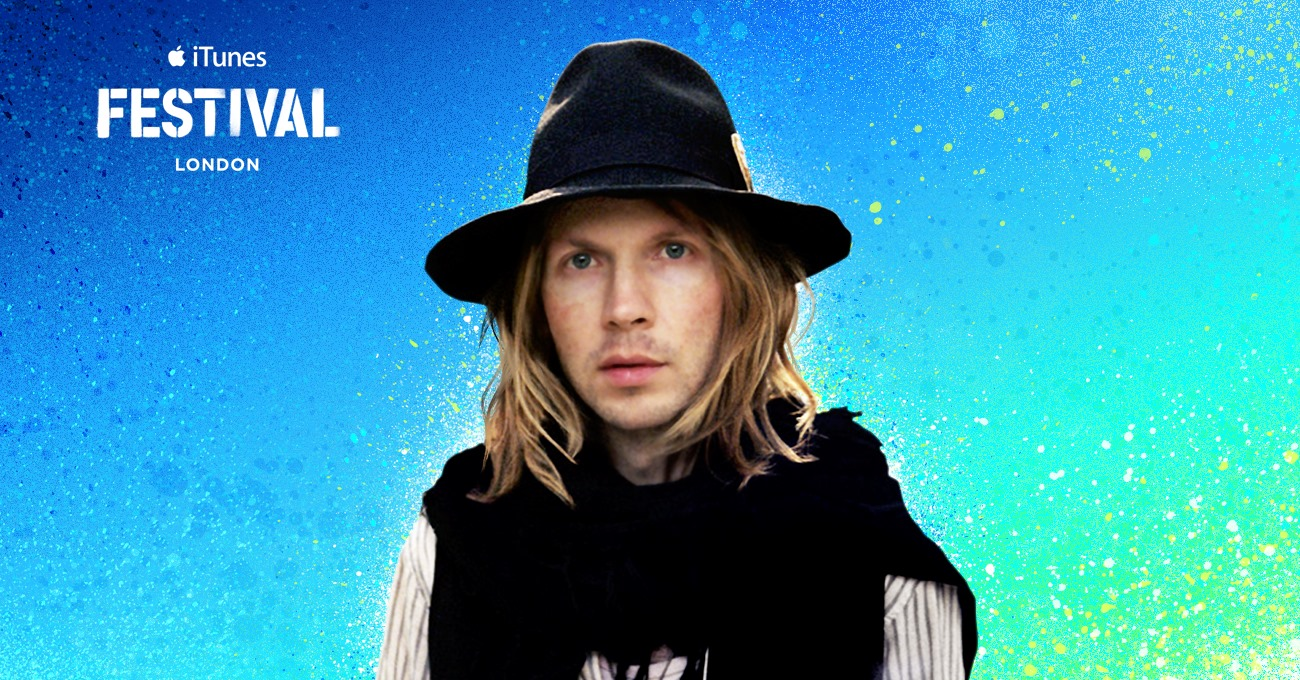 Photo of iTunes Festival 2014: Beck Today, Guetta Tomorrow