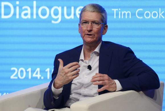 Photo of Apple CEO Says Had 'Very Open' Privacy Talks in China