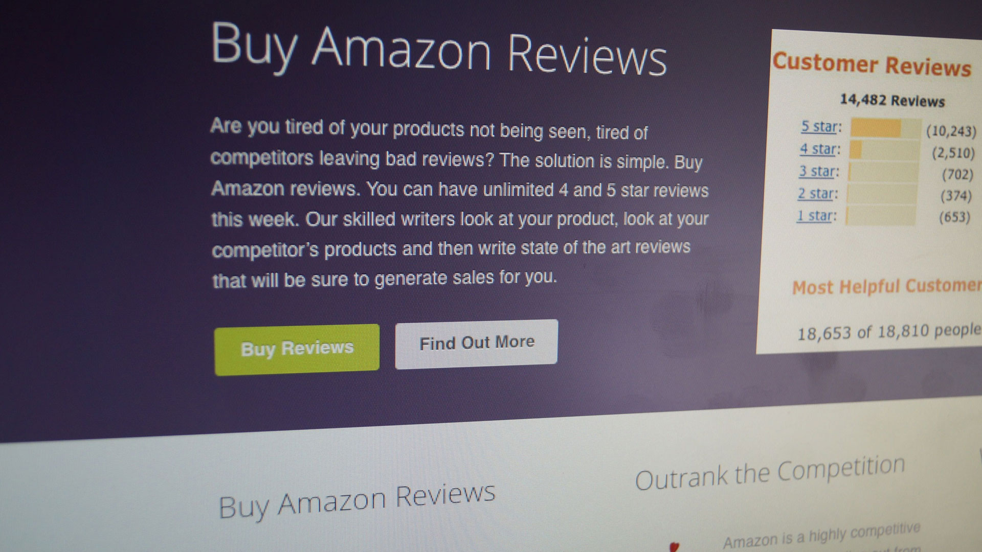 Photo of Amazon Shutting Down Paid Review Sites?