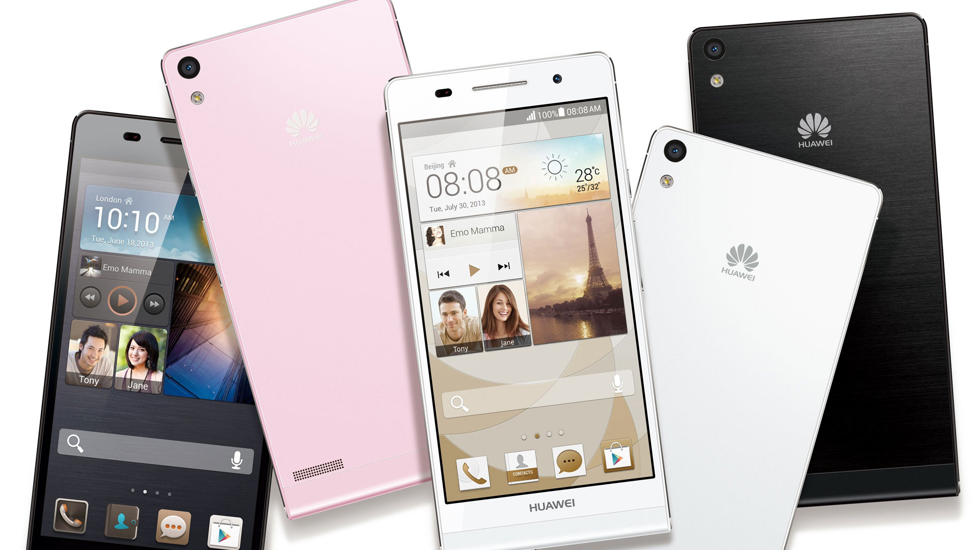 Huawei to Reveal Smartphones at Media Event in New York?