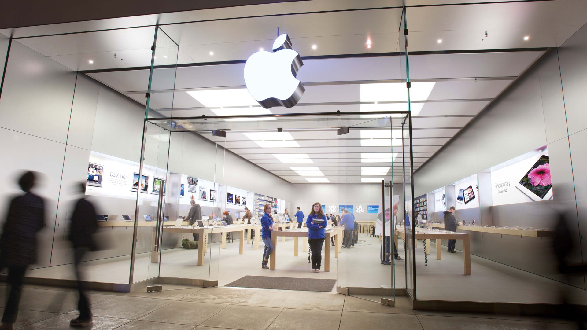 Apple Seeks State Approval to Open Retail Stores in India