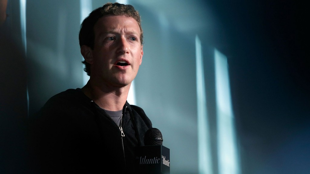 Facebook CEO Voices Support for Apple in its Clash with FBI
