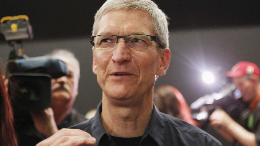 Tim Cook Tweets About ConnectED Partner Santee Elementary