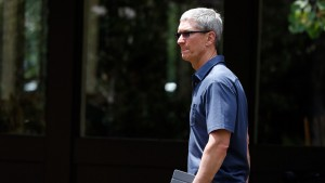 Tim Cook Hints at Cut-Price iPhones and Apple Pay for India